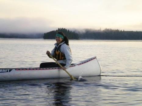 Madeleine, Quetico Provincial Park, Ontario 2013