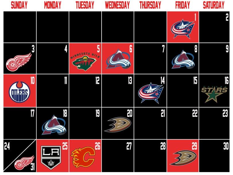 CalendarMarch2013